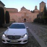 Taxi mercedes Tarragona